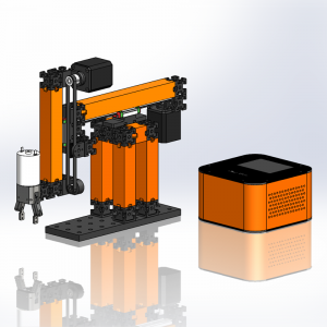 UberBlox™ Pick-and-Place Robot with Gripper K1013-2