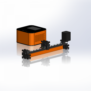 UberBlox™ Automated Slider (Belt-Driven) with 250 mm Travel K2304-12