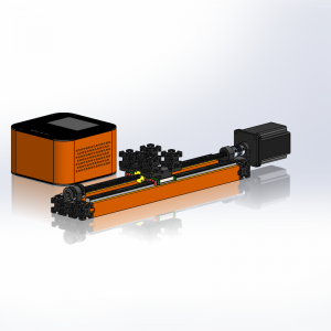 UberBlox™ Automated Slider (Lead Screw-Driven) with 300 mm Travel K2305-14